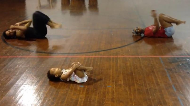 2 Year Old, Funny & Amazing Choreography