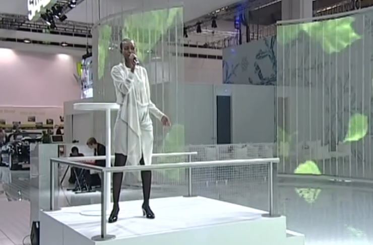 The time is now - live performance @Frankfurt IAA Motor Show