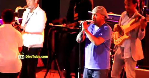Bemar - Nafekot Ena Feker Concert in Addis
