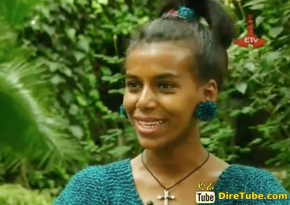 The Story of the Amazing Girl Dagmawit Kebede