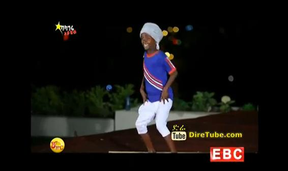 Funny and Talented Kid Yeabsera Moges - 3rd Gondar Audition