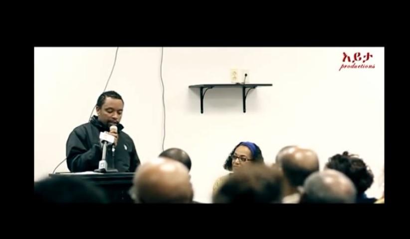 Beweketu Seyoum - Ethiopiawi Negn - Bewketu Seyoum Poet in Tayetu Club