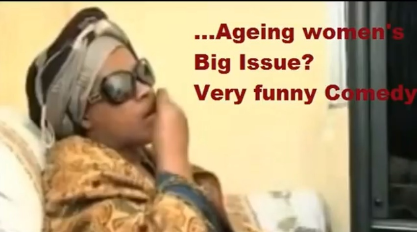 New Amazing Ethiopian Comedy-Women's And Aging ሴቶችና እድሜ