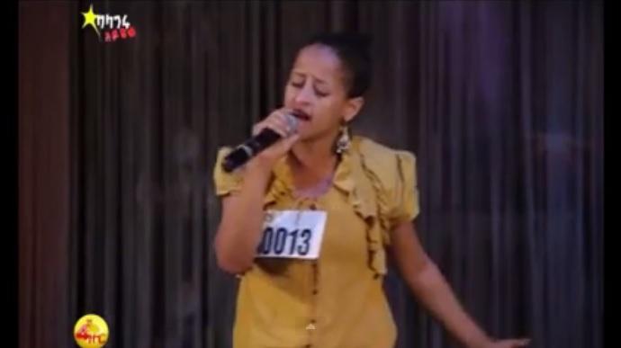 Meron Degef Sings Hamelmal Abate's Song
