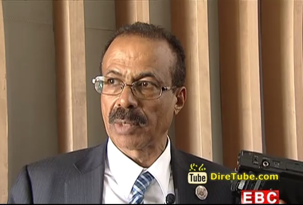 The Latest Amharic News From EBC Jan 31, 2015