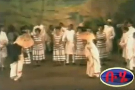 Legendary Ethiopian Christmas Gena Song