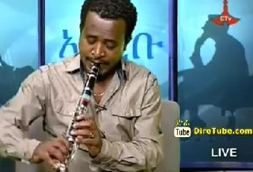 Interview with Artist Dawit Ferew Hailu Part - 1