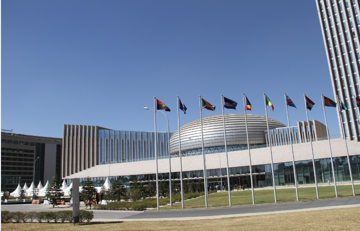 The 24th Ordinary AU Summit @AU Headquarter in Addis