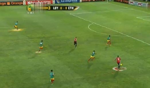 Libya 2 - 0 Ethiopia  - CHAN - 13/1/2014