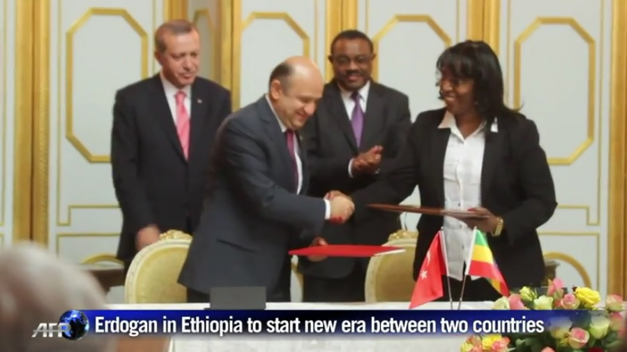 Turkish President in Ethiopia to start new era between two countries