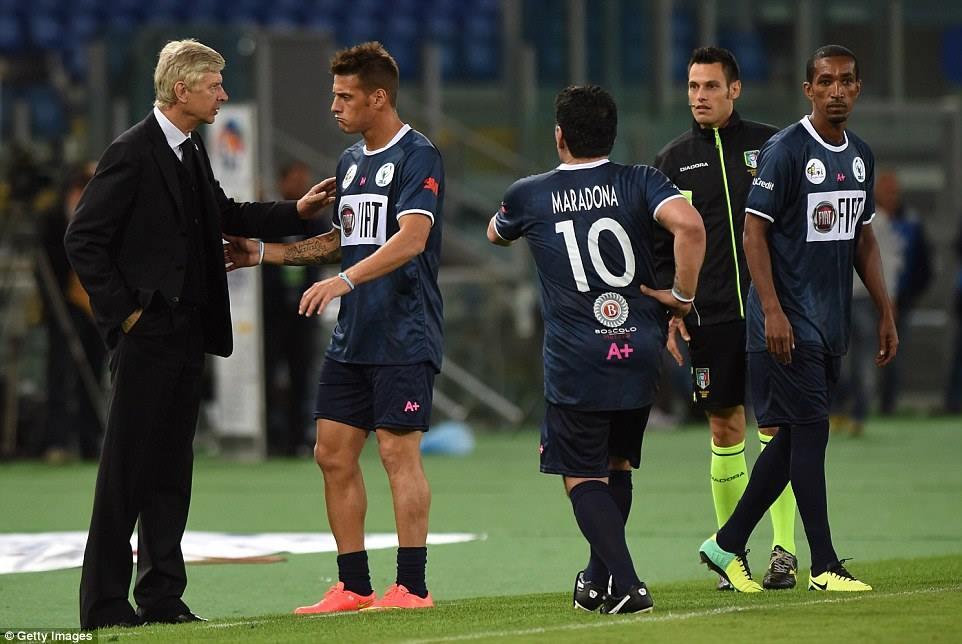 Degu Debebe at Javier Zanetti XI vs World XI 3-6 All Goals and Highlights