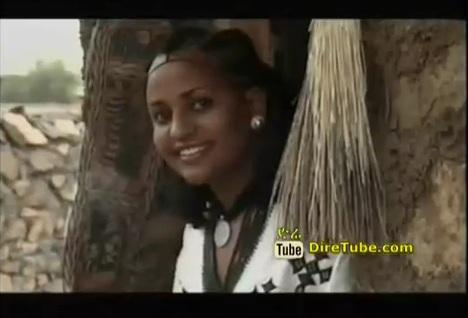 Mesfin Bekele - Felekech Gonder [Traditional Amharic Music Video]