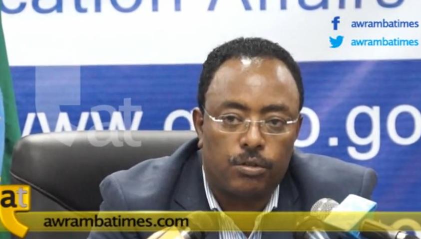 Redwan Hussein on recent disturbances at Washington Embassy