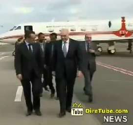 Ethiopian News - Egyptian Foreign Minister is Visiting Ethiopia