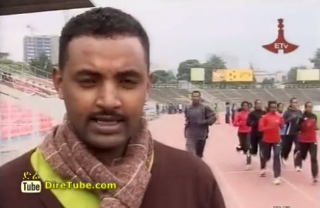 Selected Ethiopian Athletes for London Olympic will announce tomorrow