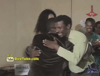 "Ethiopian News - Teddy Afro and Amleset at ""Yebear Sem"" Theater Inauguration"
