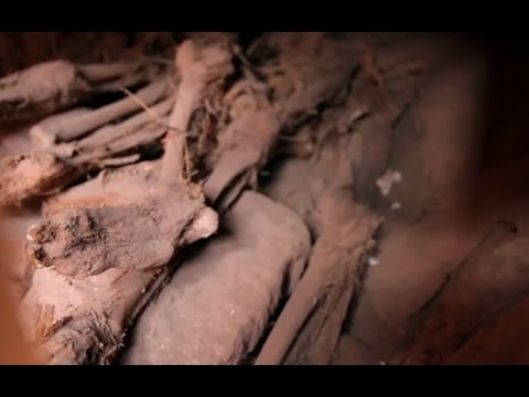 Mummified Corpses in Ethiopia -Comedians Dennis and David