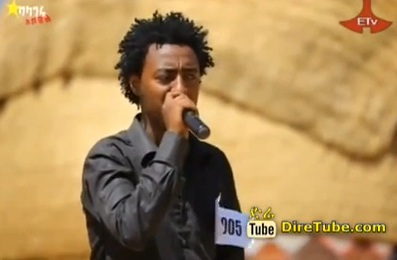 Nibeyu Hailu Vocal Contestant from Jijiga