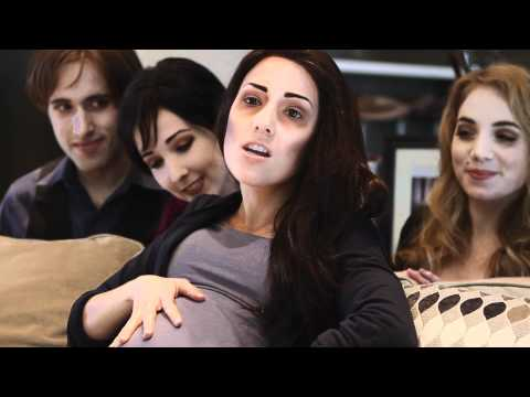 Breaking Dawn Parody - If you Watch the movie this is Funny