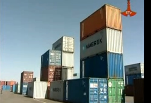 Ethiopia Today - Dry Port - Saving Money and Time