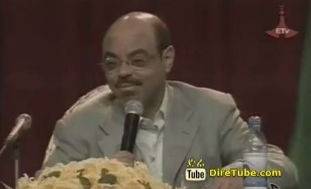 ETV Sunday - Funny Jokes & Memories of Meles Zenawi at the Parliament - Part 3