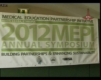 Medical Education Partnership Initiative Annual Symposium in Addis