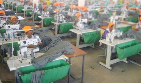 SABC - Ethiopia's garment manufacturing sector is growing