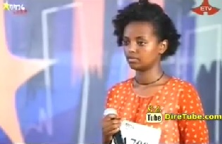 Dademose Belete Vocal Contestant Hawassa City