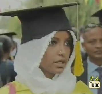 Ethiopia Graduates Eritrean Students With First & Second Degree