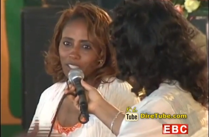 EBC Special - Interview with Athlete Gete Wami on Ethiopian Christmas Celebration 2007