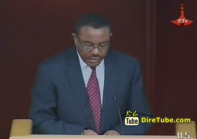 Hailemariam Desalegn Speaks at the APRM 10th Anniversary