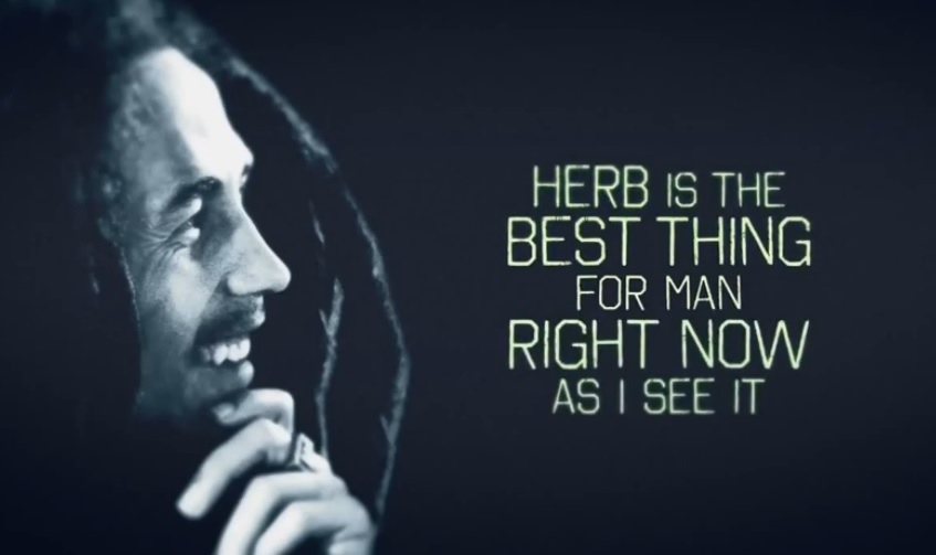 Bob Marley - Introducing Marley Natural Fine Cannabis - World's First Cannabis Brand