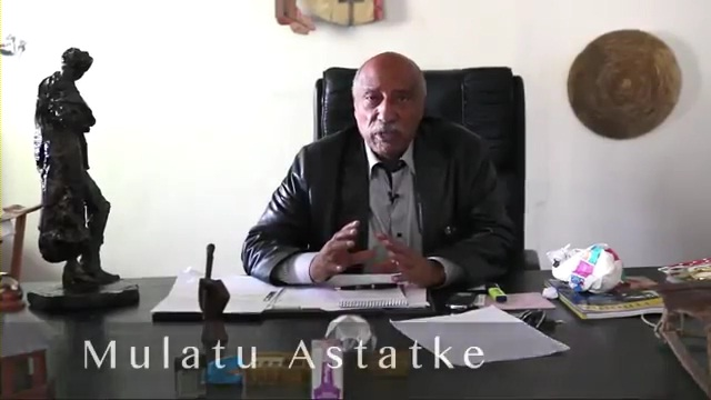 Ethiopian Jazz Artist Mulatu Astatke and The African Jazz Village