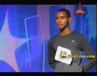 Yonas Juhad Dance Contestant 2nd Round, Addis Ababa