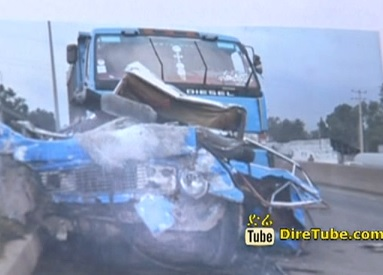 Horrible car Accidents in the year 2005