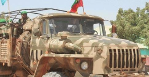 Ethiopian Special forces liberated Strategic town in Bakool region