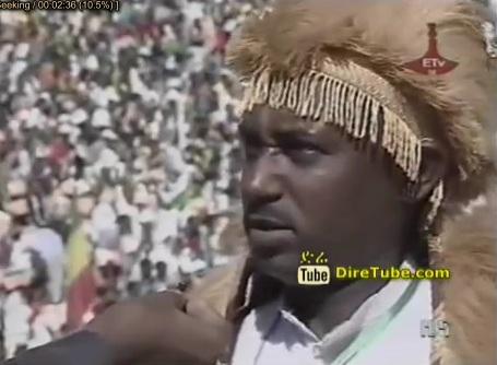 The Latest Amharic News Dec 8, 2012
