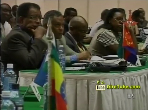 IGAD Conference On Members' Integration