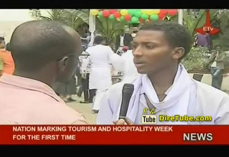 Nation Marking Tourism and Hospitality Week for the First Time