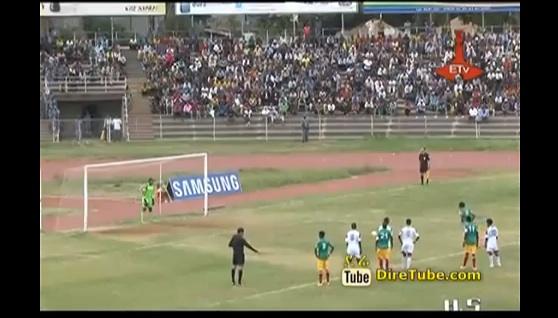 Ethiopia Beats Sychelles 3 - 0