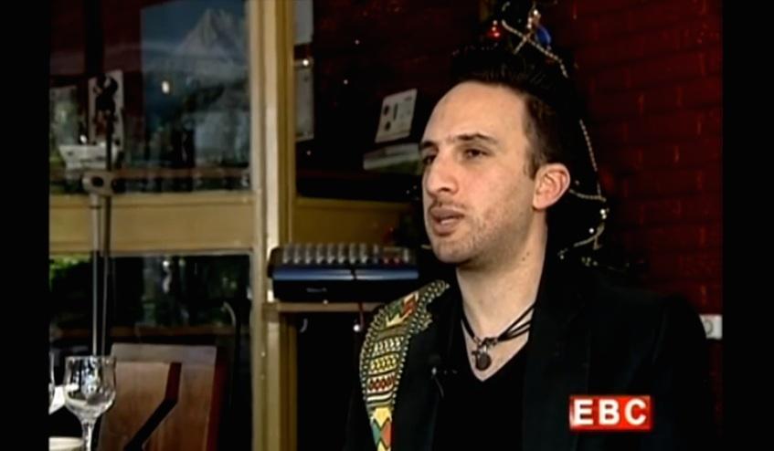 Interview with Ethio-Armenian Vahé Tilbian