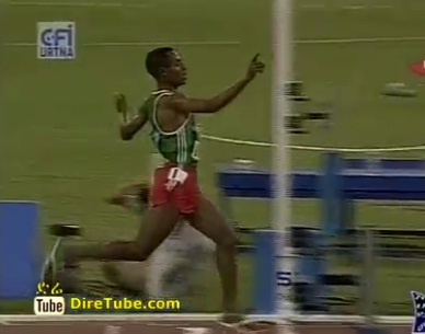 Ethiopian's wining history in London Olympic