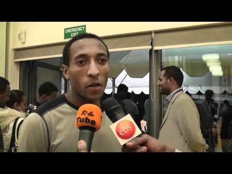 DireTube Exclusive - Interview with Hope of Ethiopia, Middle distance runner Athlete Mohammed Aman