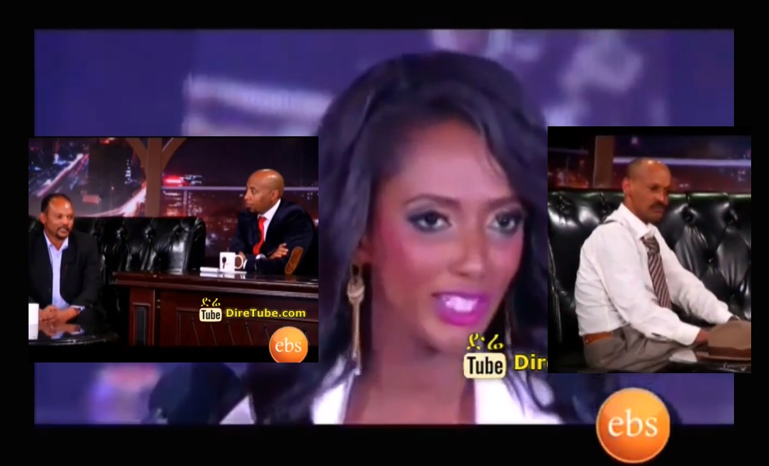 Very Funny Interview with Hiwot, Comedians Markos and Berke