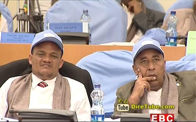 The Latest Amharic News From EBC Jan 10, 2015