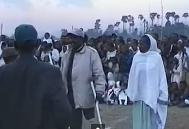 Epiphany in Addis Abeba Janmeda 1996 Etc - Part 1