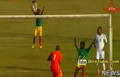 Nigeria inflicts A 2-1 Defeat on Ethiopia