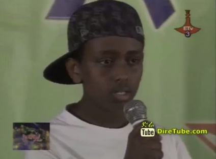 Watch this Amazing, Funny and Talented Kids of Ethiopia