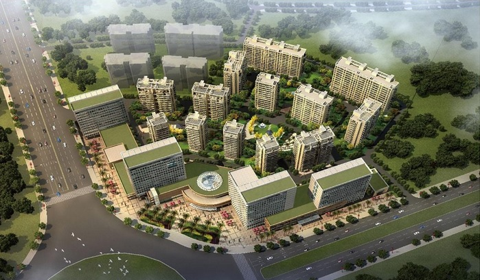 Chinese invested urban complex project starts in Ethiopia's capital