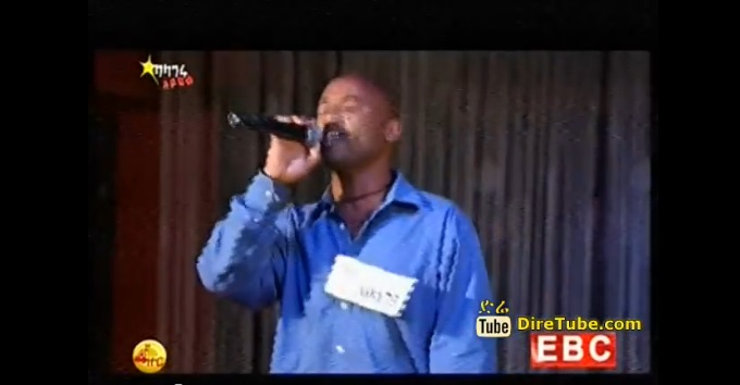 Fasil Bekele Best Performance on Balageru Idol 4th Audition